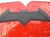 Batman vs Superman Dawn of Justice Batarang 3d printed