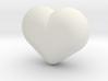 Cute candy HEART 3d printed