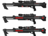 Mass Effect - 1:6 scale - M98 (Black) Widow 3d printed