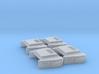 EMD Extended Range Dynamic (N - 1:160)(Kato) 4X 3d printed