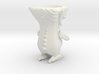 Monster eggcup 3d printed