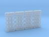 Oscitrol Light (HO - 1:87) 20X 3d printed