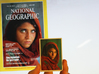 Afghan Girl 3d Photo 3d printed 3d photo