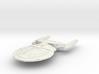 Hood Refit Class BattleShip Small 3d printed