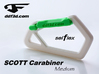 SCOTT Carabiner *Medium* DH008SW 3d printed