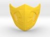Scorpion Mask MKX (wearable) 3d printed
