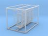1/160 N Scale Logging Headache Rack (4) 3d printed