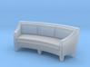 1:48 Curved Sofa 3d printed