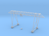 N Scale Gantry Crane 154mm 3d printed
