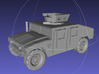 1/144 Humvee UAH (Single Pack) 3d printed
