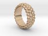 Big Bubble Ring 19 - Italian Size 19 3d printed