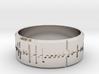 Amen, Brother - Amen Break Ring (size R 1/2)  3d printed