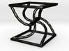 0051 Line Design Cube (5 cm) #003 3d printed