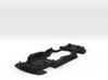 S02-ST2 Chassis for Carrera BMW M3 DTM STD/STD 3d printed
