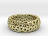 Cellular Ring Size 8 3d printed