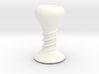 Coiled Candle Stick 3d printed