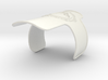 Branded Flat Wristband 3d printed