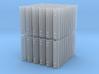 120 Dachschwellen 0f für Peco c.80 3d printed