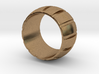 Smoothed Gear Ring - Size 6 3d printed