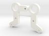 Ten4 Bell Cranks Left Input 3d printed