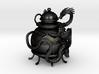 Prosperity Dragon Oil Lamp 3d printed