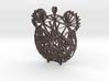 Bear Pendant 3d printed