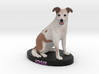 Custom Dog Figurine - Josie 3d printed
