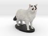 Custom Cat Figurine - Puddy 3d printed