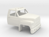 1/64 1980-86 Ford F 600 Cab only 3d printed