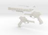 "RW1 Railgun Advanced Warfare ""Full scale"" 3d printed"