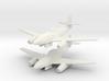 1/200 Messerschmitt Me-262A-2 (x2) 3d printed