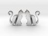 Cat Studs (Ver. 1) 3d printed