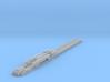 YT1300 MPC MANDIBLE LEFT SIDEWALL 3d printed