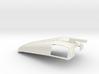 Cabal Interceptor Hood 3d printed