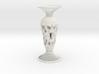 Skull Vase 3d printed