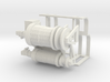 1/50 Oilfield bed type heavy winch 3d printed