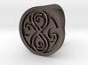 Ring of Rassilon 3d printed