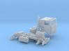 1/160 GMC Crackerbox 3d printed
