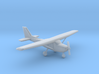 Cessna 172 - 1:120scale 3d printed