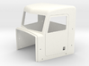 Pete Style Extended Day Cab 3d printed