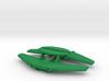 Chipmunk Space Fighter 3d printed