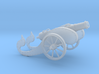 Mini Ancient Cannon    3d printed