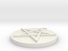 Pentagram Pendant 3d printed