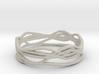 Ring Design 01 Ring Size 10 3d printed