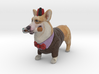 Dr. Who Corgi  3d printed