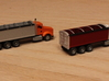 1:160 N Scale Kenworth T800 Straight Truck x2 3d printed