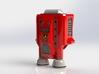 Sideswipe/MP-10 Backpack 3d printed