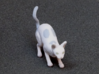 Stalking Blue Sphynx 3d printed