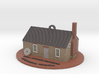 Occoquan's Mill House Museum Ornament 3d printed