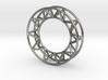 Mens Framework Ring 3d printed